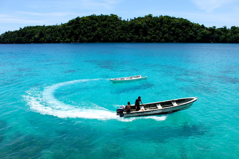 Pantai Jaboih Sabang