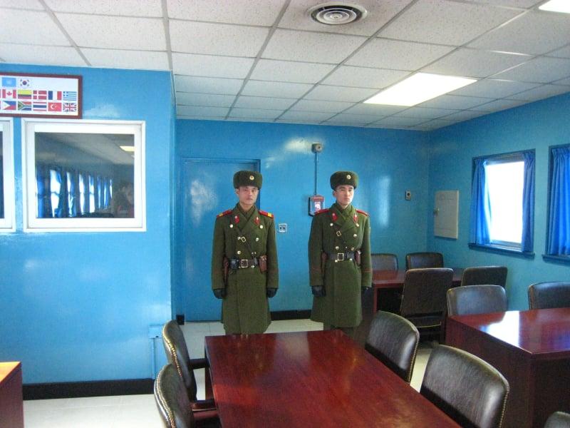 Dmz North Korea