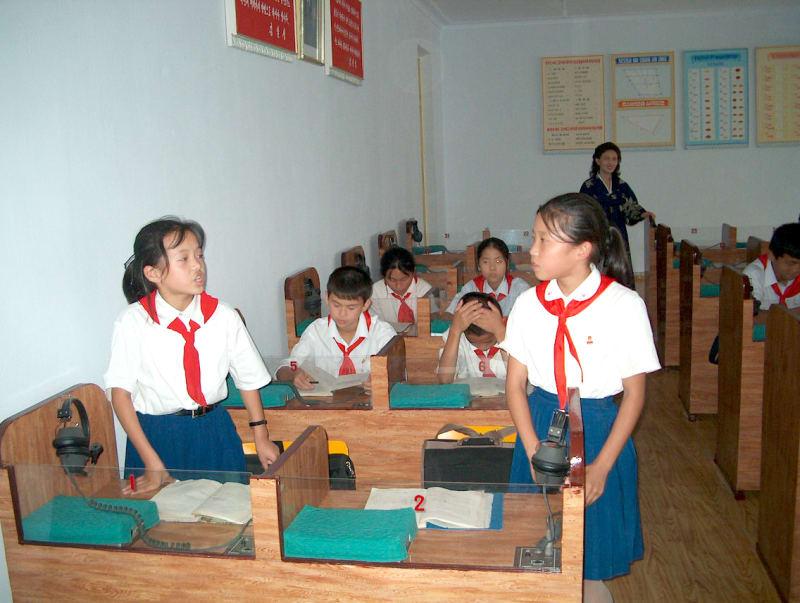 Pyongyang Schools, North Korea