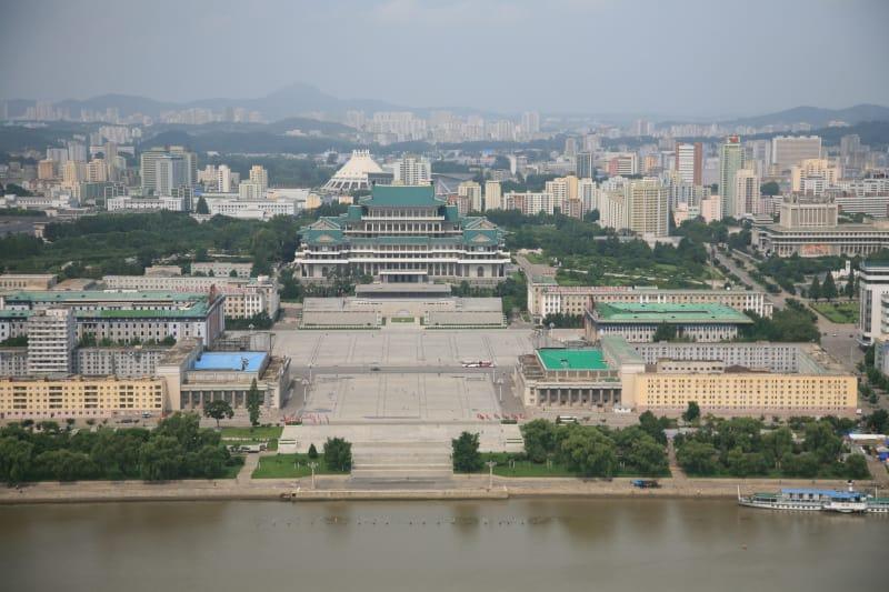 Mt Paektu tourist guide, North Korea