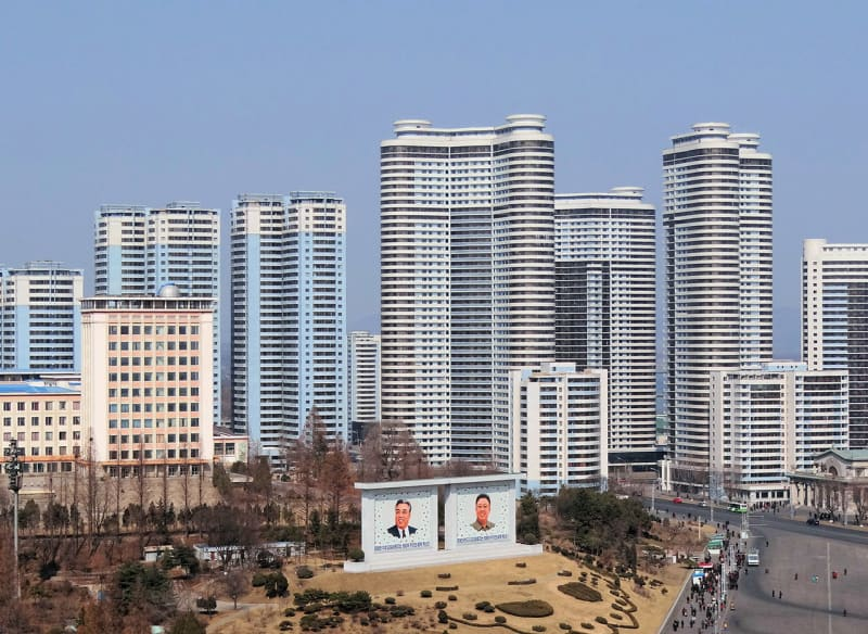 Pyongyang Architecture Guide North Korea
