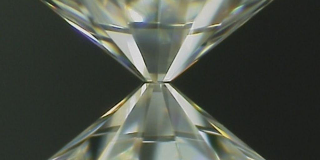 Внешний вид алмазных наковален