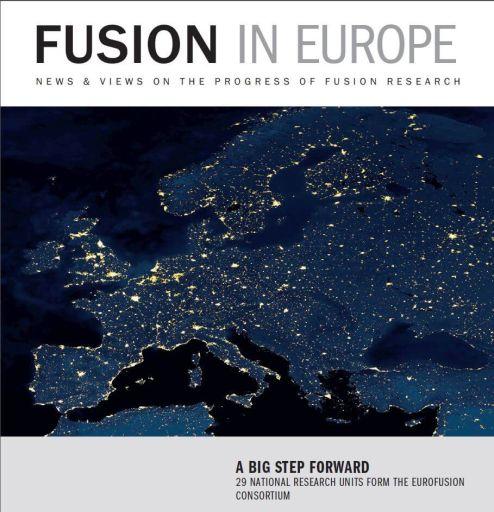 Обложка буклета _Fusion in Europe_