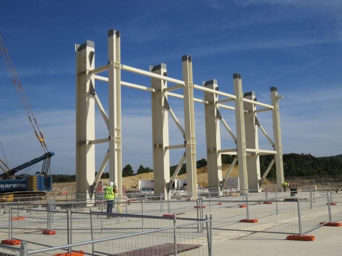 сборочное здание ITER