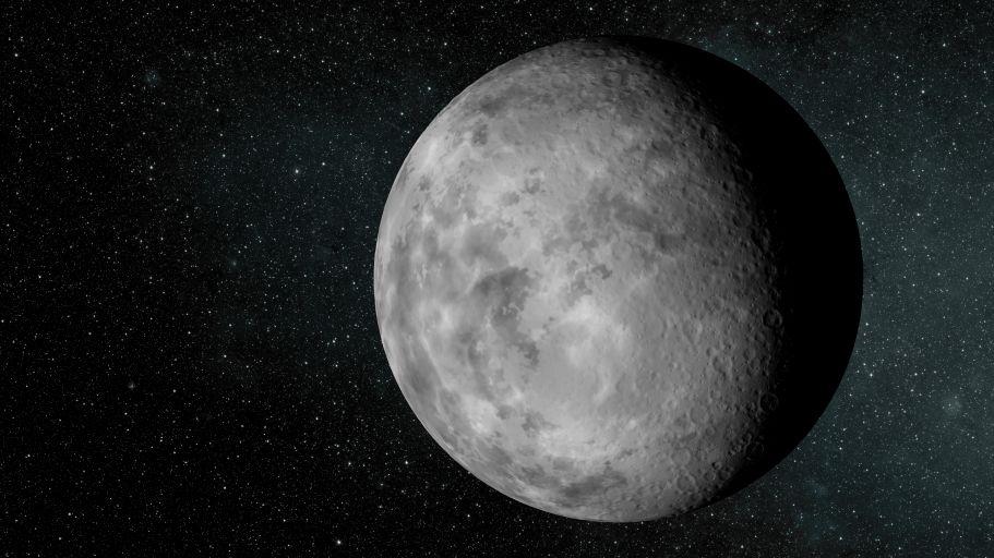 Внешний вид Kepler-37b по мнению художника.