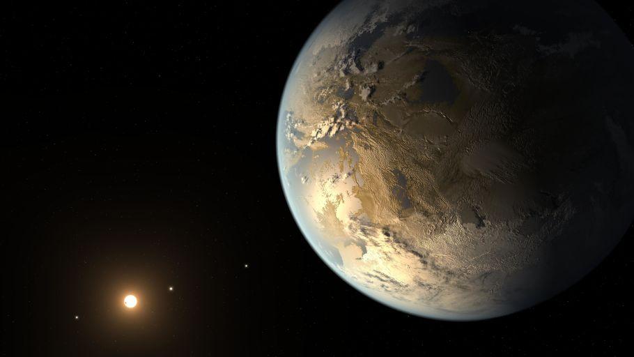 Суперземля Kepler-186 f