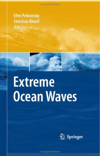 Книга Е. Н. Пелиновского, ставшая одной из классических в физике нелинейных волн на воде.