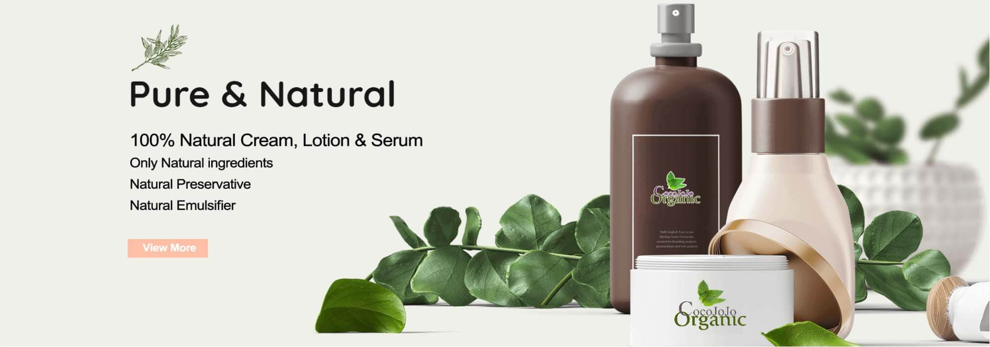 Cocojojo - Wholesale Carrier Oils, Cosmetic Raw Materials, and more!