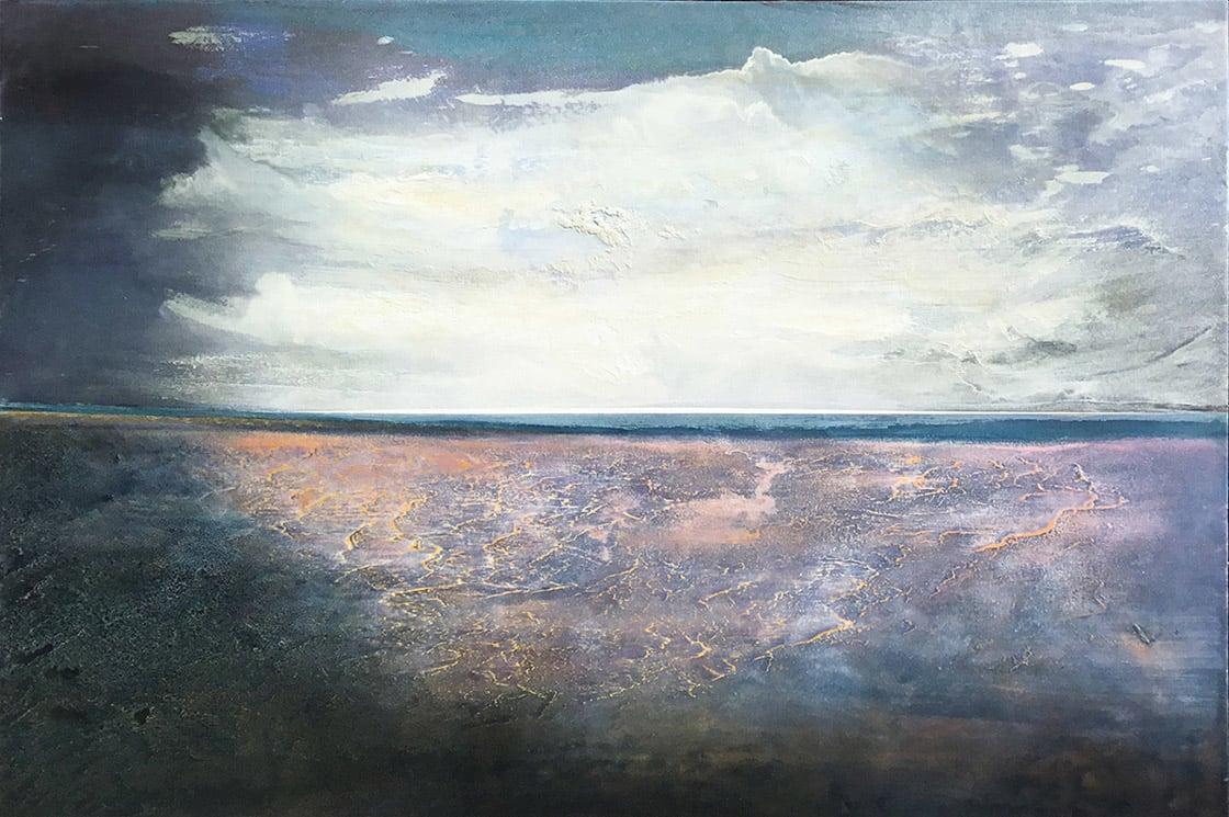 Vestiges, 2020 by Sasha Rogers at Kostuik Gallery