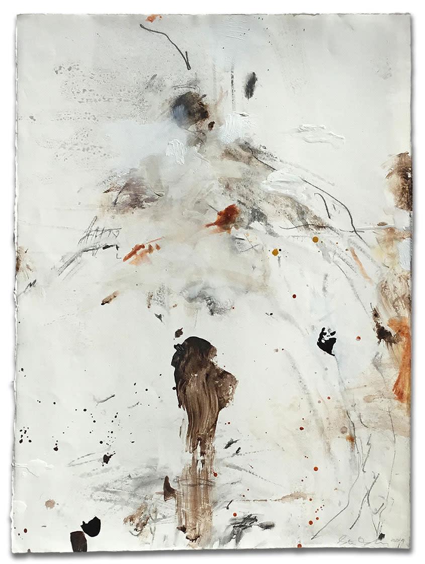 'Drawing 10' - Stu Oxley at Kostuik Gallery