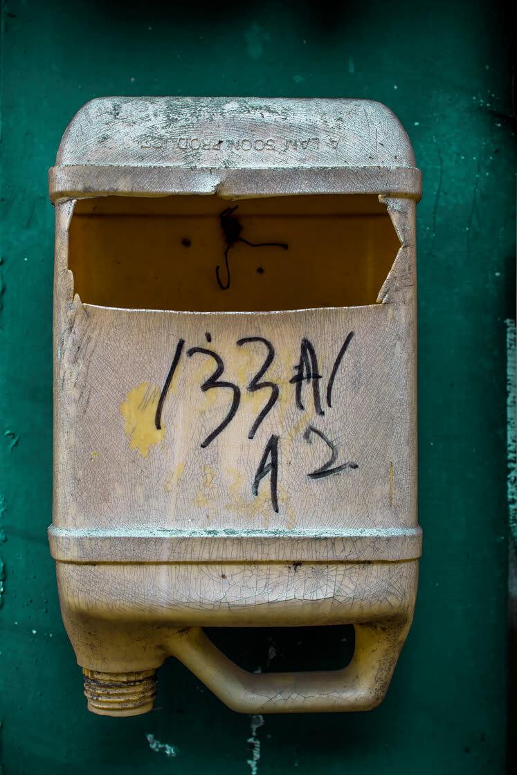 133-Pok Fu Lam Village - David Elliott