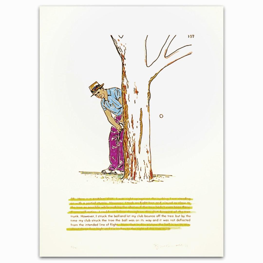 'Golf Lesson pg.107' - Bill McCarroll