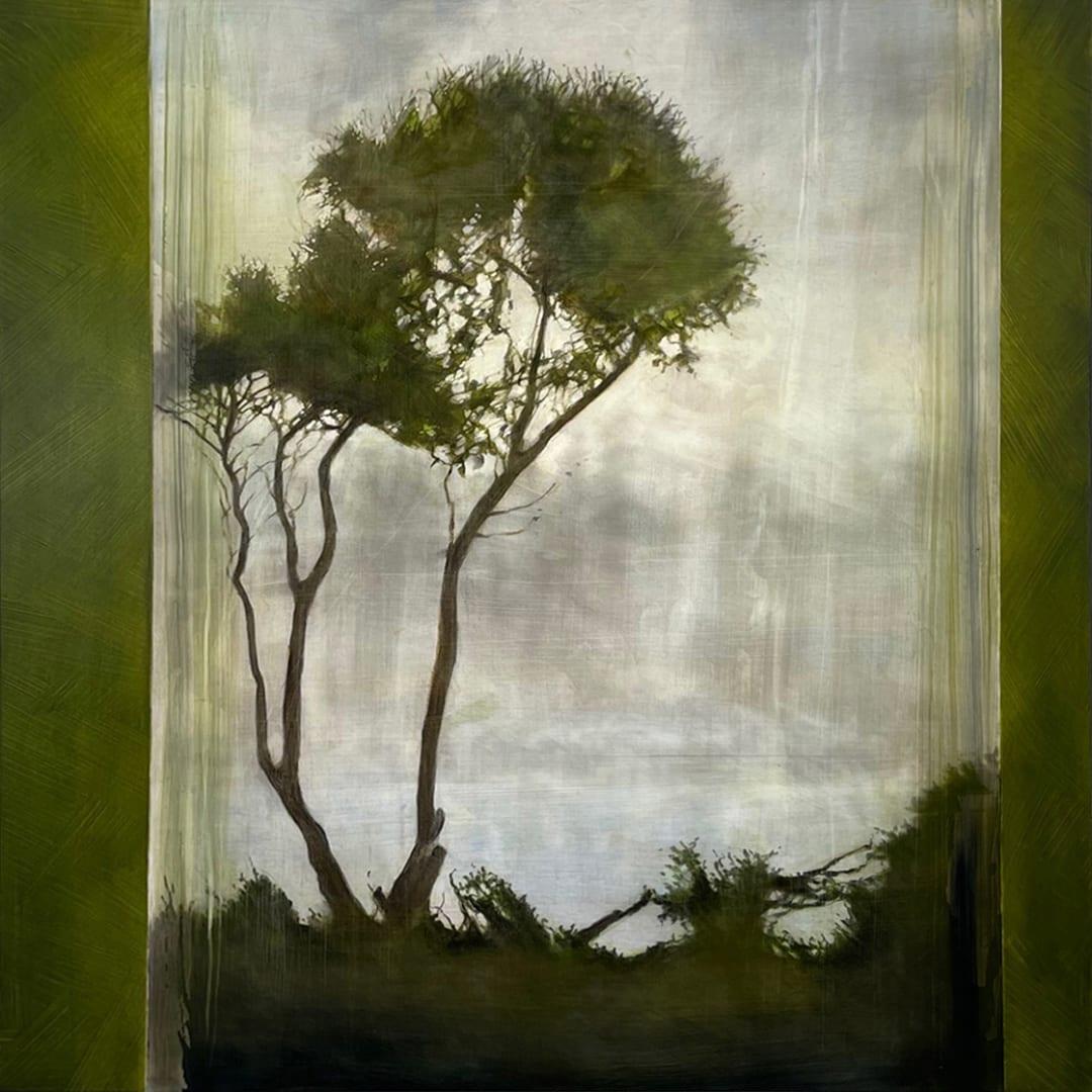 Stephen Hutchings - Trees on the Coast (1908)