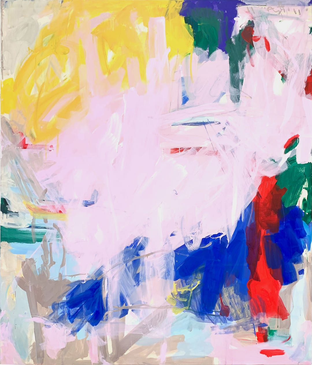 Yvonne Robert - Untitled 26/21, 79 x 67 inches, 2021