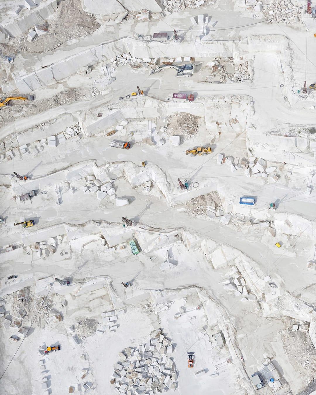 David Burdeny- Cava Bianco VII, Carrara, IT, 2018