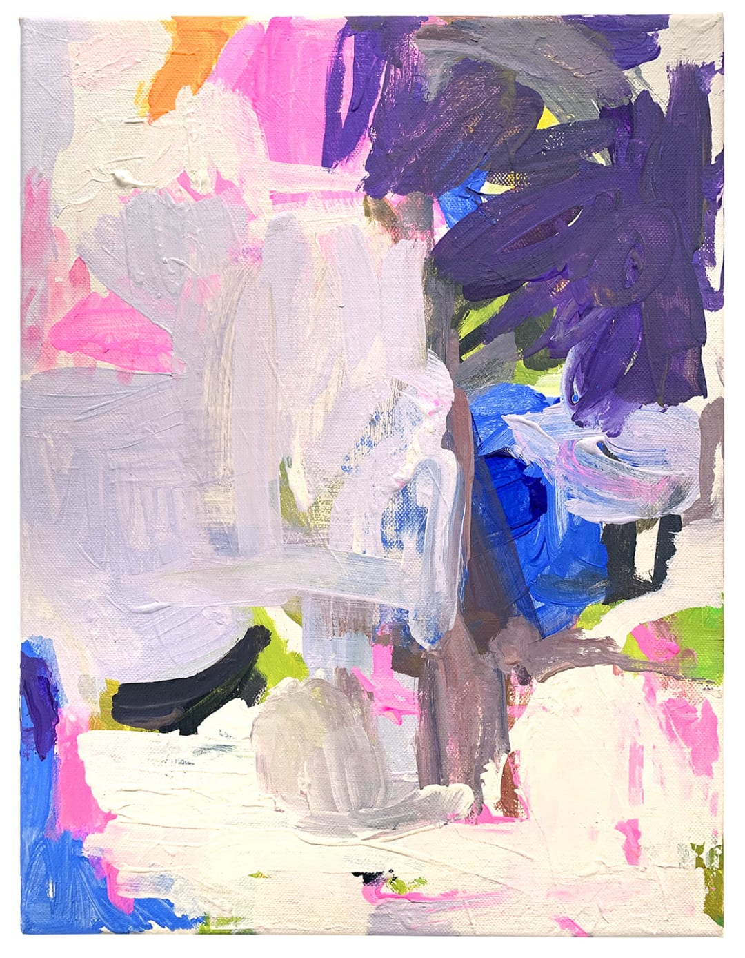 Yvonne Robert- Small Untitled Sept 21/2, 15.5 x 11.5 inches, 2021