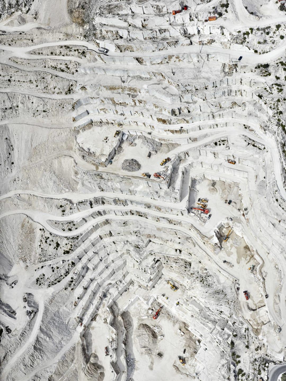 David Burdeny- Cava Bianco IV, Carrara, IT, 2018