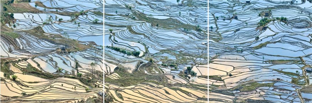 Honghe Hani Rice Terraces, Yunnan, China, 2018