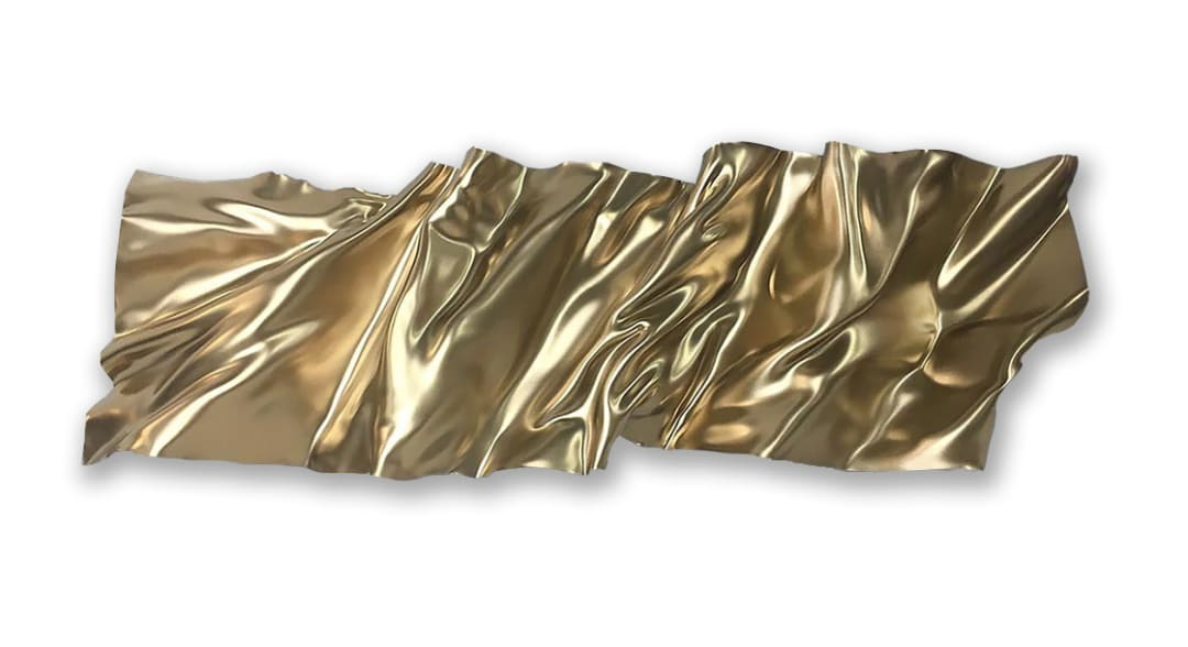 Mantle (Black and Gold) - Mareo Rodriguez