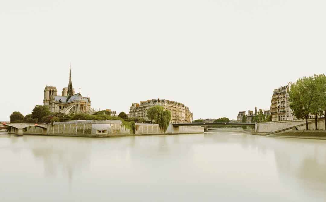 River Seine II, Paris, 2009
