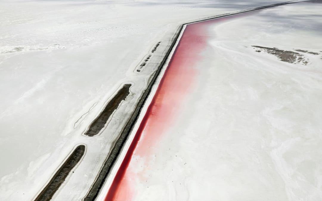 Red Canal, Great Salt Lake, Utah, 2018 Edition