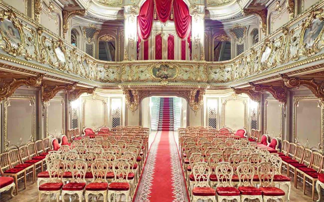 Yusupof Theatre (Czar Box), St. Petersburg, Russia, 2015