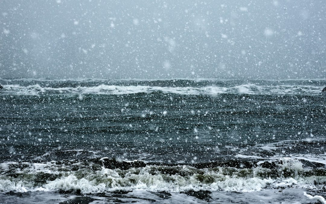 David Burdeny – Sasameyuki, Sea of Okhotsk, Hokkaido, Japan, 2017