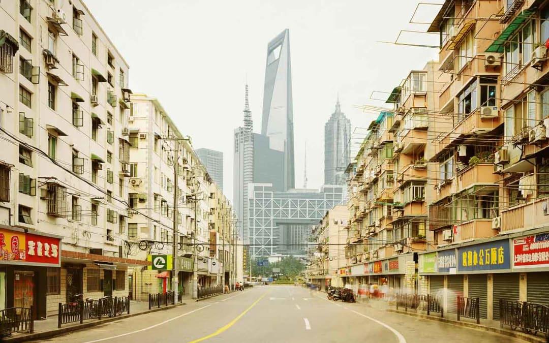 Shanghai II, China, 2009