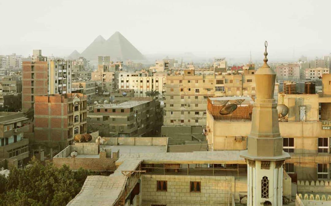 Giza, Egypt, 2009