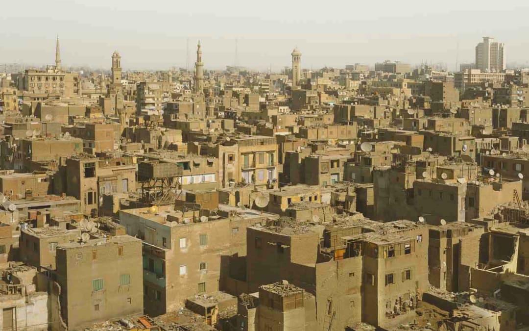 Old Cairo, Egypt, 2009