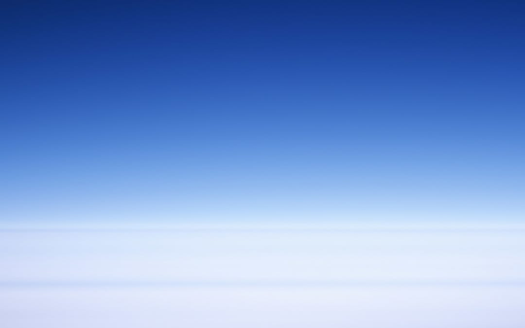 Drift 15, Greenland From Seat 12K, Boeing 767, 2004