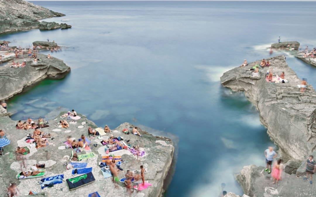 Jagged Shore, Italy, 2016