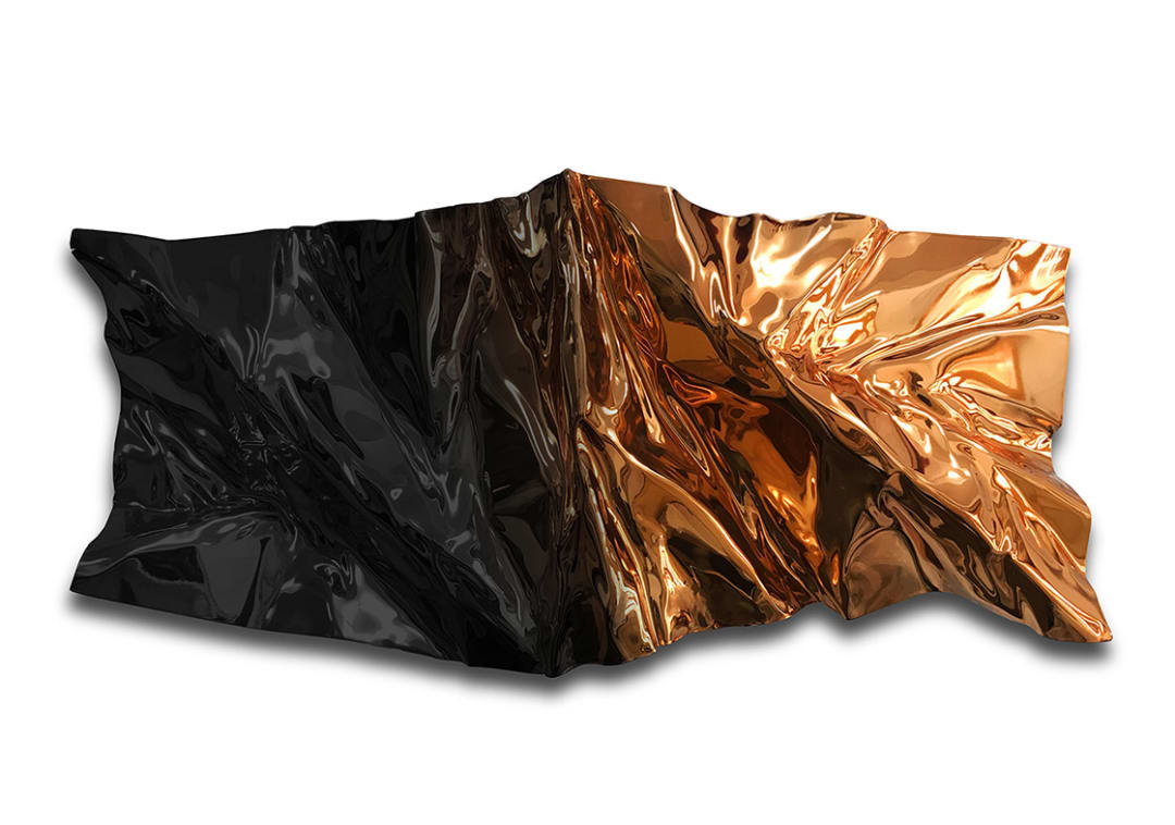 Mantle (Black and Copper) - Mareo Rodriguez