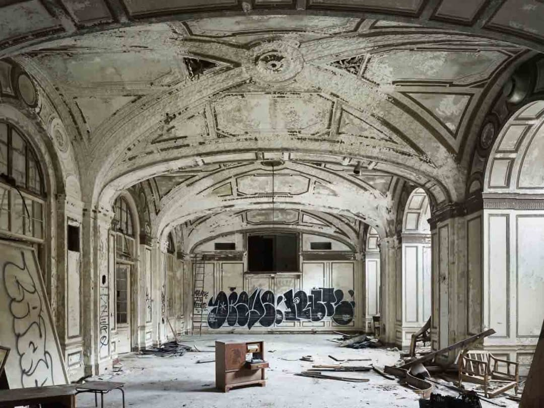 The Lee Plaza Hotel Ballroom, 2011 - Philip Jarmain