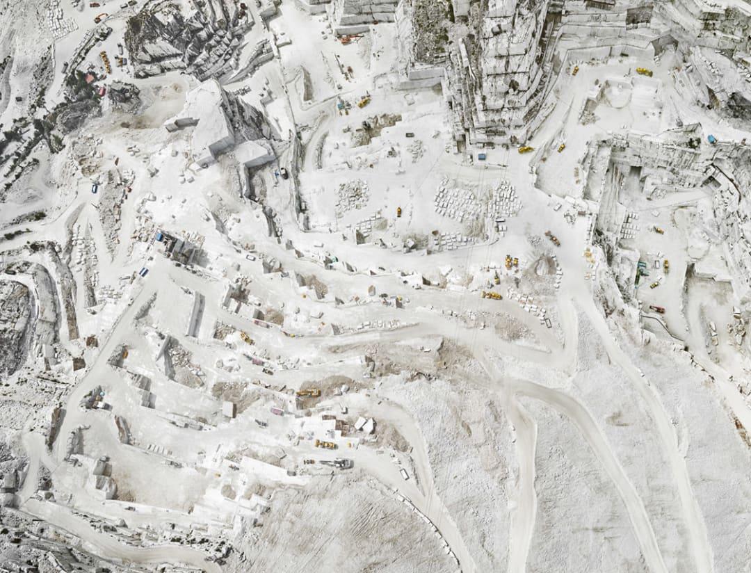David Burdeny- Cava Bianco IX, Carrara, IT, 2018