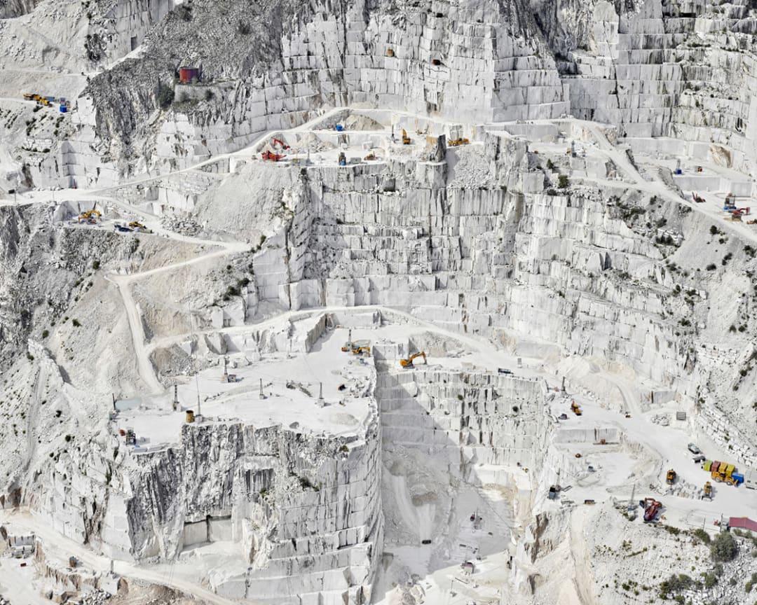 David Burdeny- Cava Bianco VI, Carrara, IT, 2018