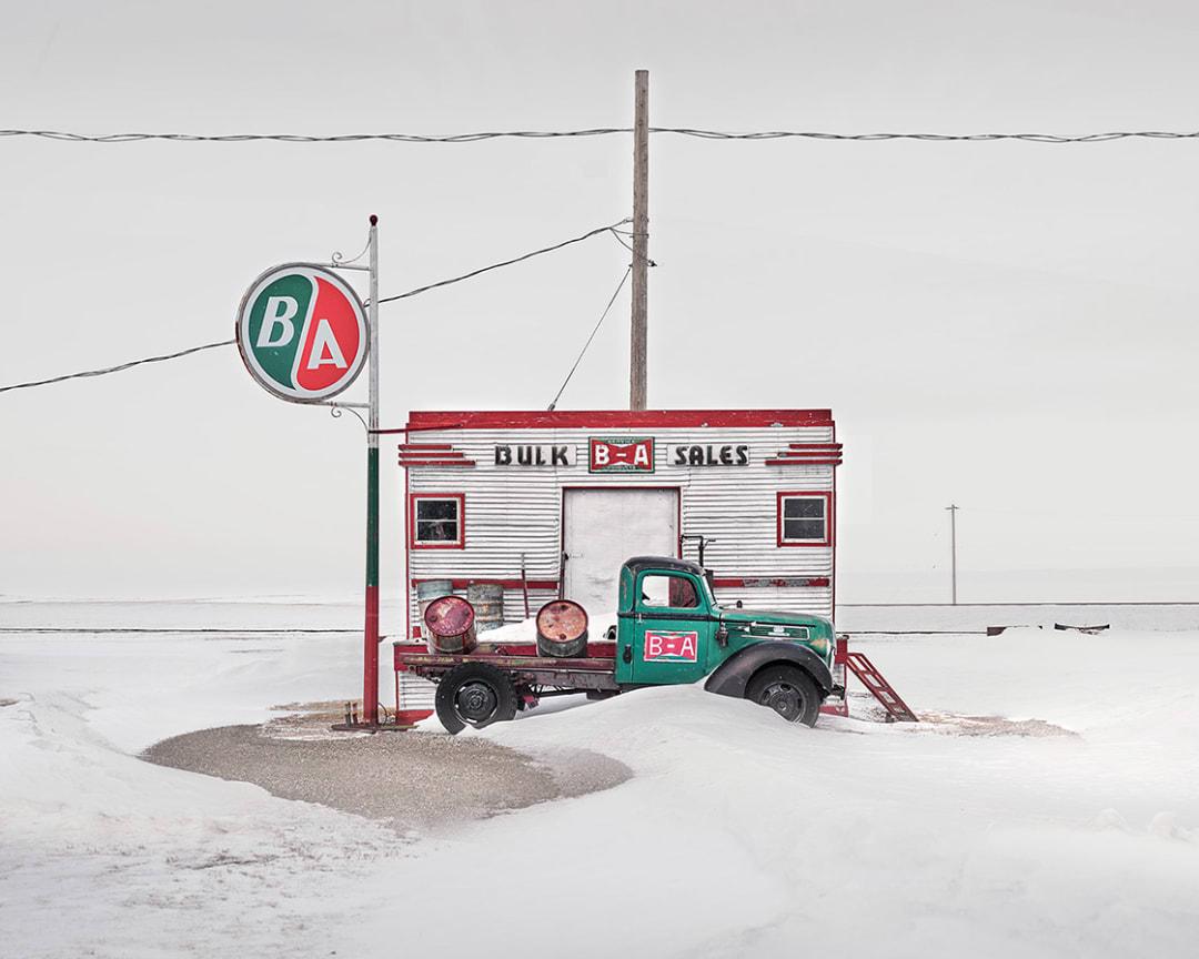 David Burdeny- Bulk Sales, Saskatchewan, CA, 2020