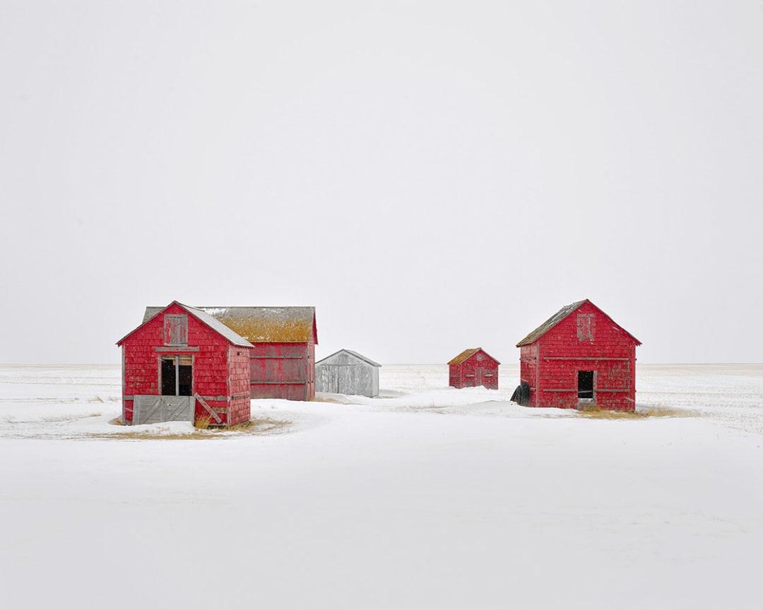 David Burdeny- Group of Five, Saskatchewan, CA, 2020