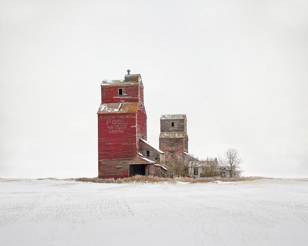 David Burdeny- Lepine Elevators , Saskatchewan, CA, 2020