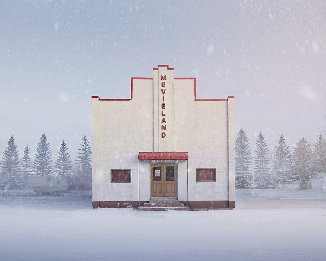 David Burdeny- Movieland, Saskatchewan, CA, 2020