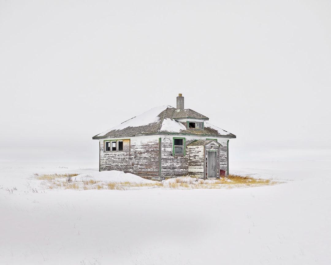David Burdeny- One Room Schoolhouse, Saskatchewan, CA, 2020