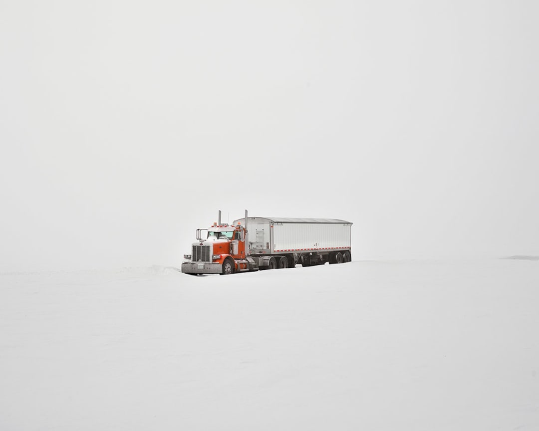David Burdeny- Snowbound, Saskatchewan, CA, 2020