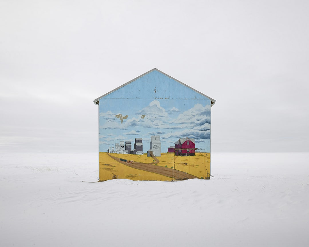 David Burdeny- Tomorrow's Harvest, Saskatchewan, CA, 2020