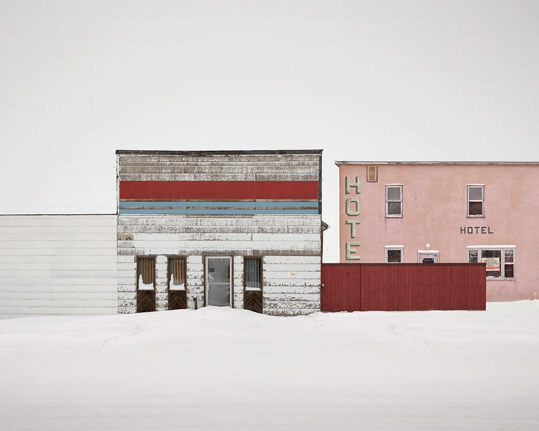 David Burdeny- Railway and Main, Saskatchewan, CA, 2020