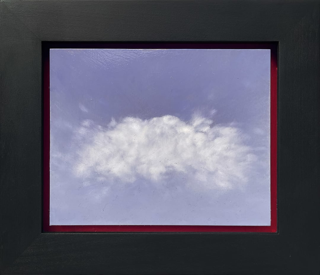 James Lahey - December Cloud, 2020