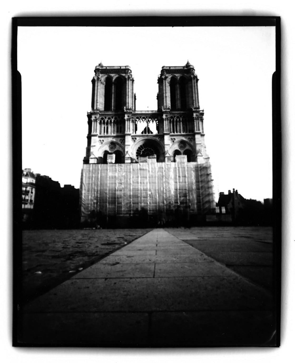 Notre Dame, Paris, 1998 - Dianne Bos at Kostuik Gallery