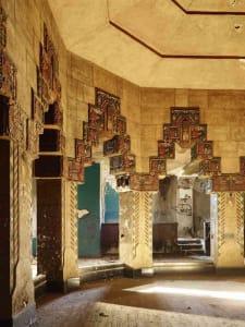 Vanity Ballroom Arch Detail, 2012