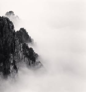 Huangshan Mountains, Study 6, Anhui, China