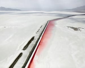 Red Canal, Great Salt Lake, Utah, 2018 Edition