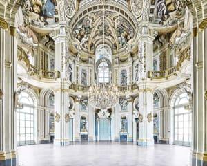 Rotunda, Stupinigi, Palace Piedmont, Italy, 2016